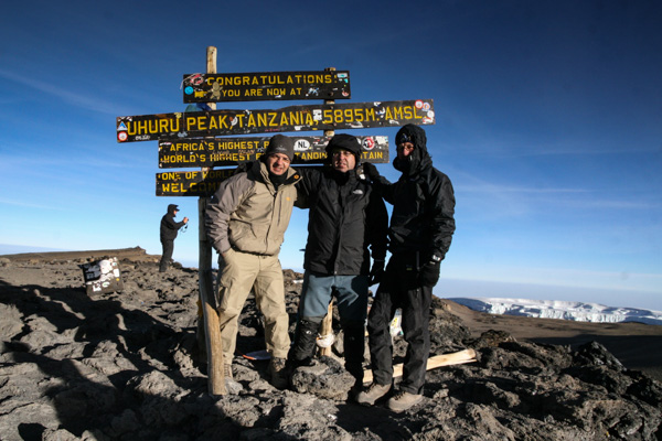 Kilimanjaro & Sansibar 2008