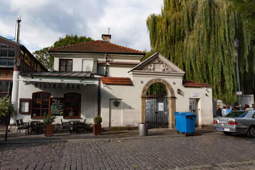 Krakau - Ghetto & Judenviertel