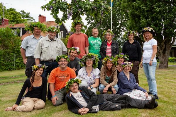 Schweden 2012 - Meine Scoutreise