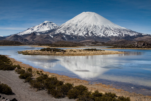Chile 2013 - Vulkane der Atacama-Wüste