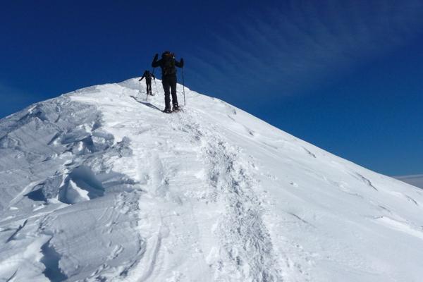 Schneeschuhe im Pustertal 2010